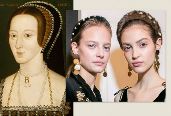 Anne Boleyn hair: apparently we're all going to be doing it