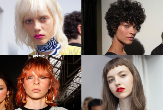 The best fringes for different hair types