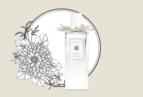 Shut the front door. Jo Malone is launching a hair perfume