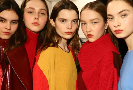5 bitesize hair tips from backstage at London Fashion Week A/W17