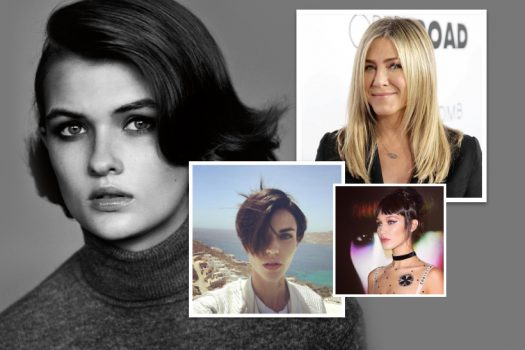 Wicked! The '90s are back – but how do we wear the haircuts?