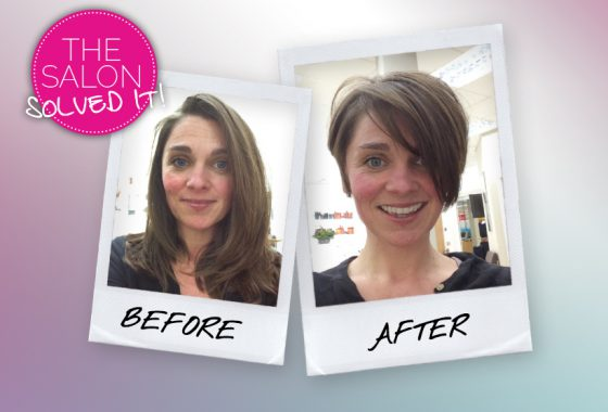 The Salon Solved It! The Big Chop