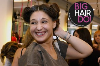 The most amazing up-dos from the Big Hair Do 2017