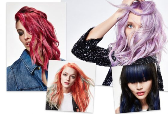 Can you guess which colour is set to the trend of 2018?