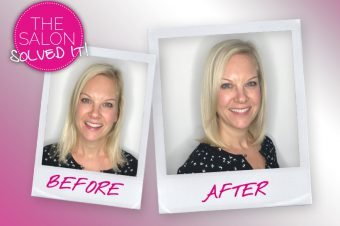 The Salon Solved It – turning back time on my hair